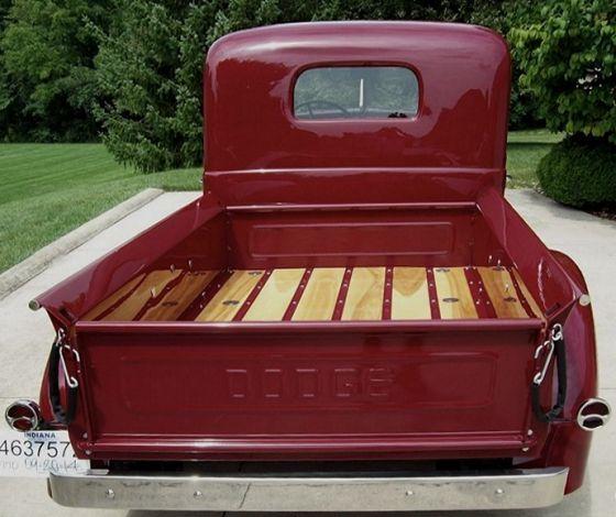 Harrington Web Site - 1941 Dodge Pickup